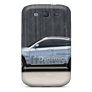 For Galaxy S3 Premium Tpu Cases Covers Bmw Concept X6 Active Hyprid Side View Protective Cases