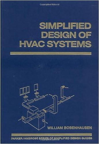 Simplified design of hvac systems william bobenhausen simplified design of hvac systems william bobenhausen 9780471532804 amazon books fandeluxe Choice Image