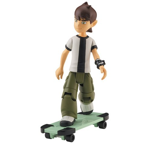 Ben 10 Alien Collection - Ben with Skate/Hover