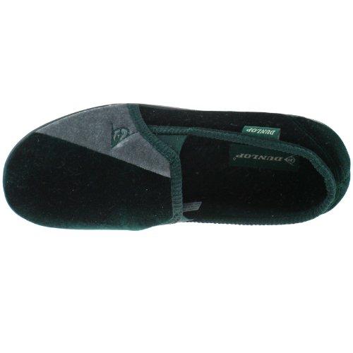 Dunlop , Herren Hausschuhe Racing Green