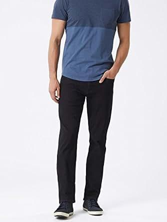Jeanswest Mens Slim Straight Jeans Dark Night