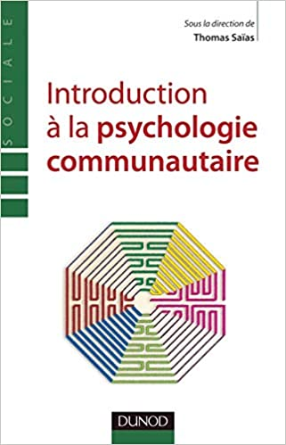 Amazon Fr Introduction A La Psychologie Communautaire