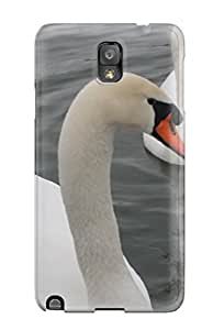 Galaxy Note 3 Case Slim [ultra Fit] Swan Protective Case Cover