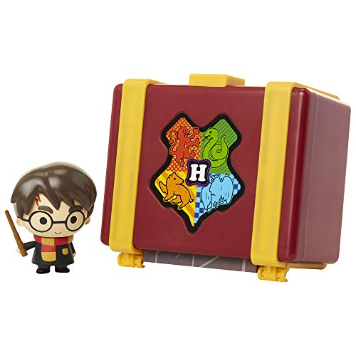 "HARRY POTTER Charms Collectible 2"" Toy Figure Playsets, Connect & Display to Create Memorable Scenes - 12 Different Figures to Collect!"