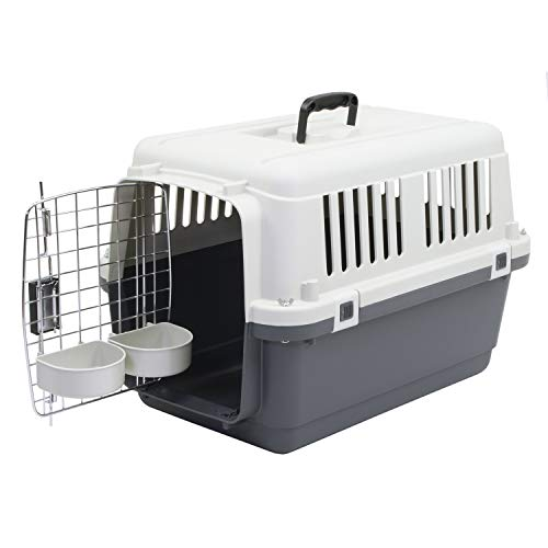Chesapeake Bay Heavy-Duty Airline Pet Crate-Small, Tan