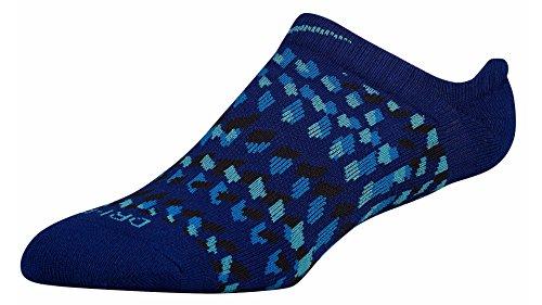 Nike Womens Dri - Fit Gym Cushion No Show Tab Socks (Medium, Deep Royal Blue) (No Show Nike Socks Tab Women)