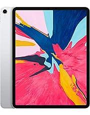 Apple iPad Pro (12.9-inch, Wi-Fi + Cellular, 1TB) - Silver (Latest Model)