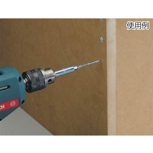 Vite universale con testa svasata lucida zincata tramite galvanizzazione 5,0 x 100 mm filettatura parziale Spax T-STAR plus 0//1050//1// 5,0//100//01 4CUT Zincato
