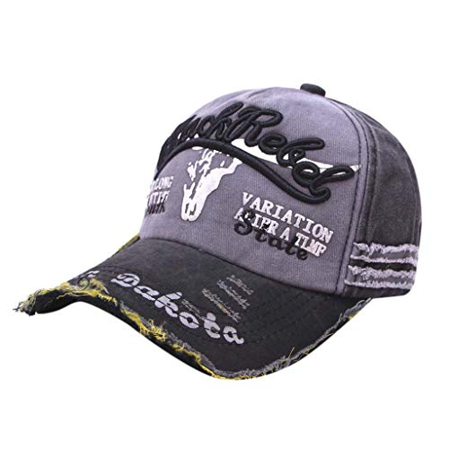 hositor Cowboy Hats for Men, Men Women