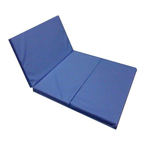 The Beam Store Thick Folding Panel Mat 4' x 6' x 2 Royal Blue [並行輸入品] B072Z6F314