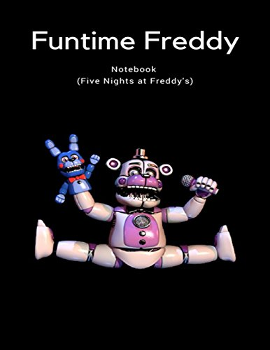 Funtime Freddy Notebook (Five Nights at