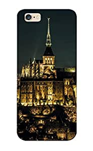 DBf139ynTSu Awesome Mont Saintmichel France Flip Case With Fashion Design For Iphone 6 Plus As New Year's Day's Gift Kimberly Kurzendoerfer