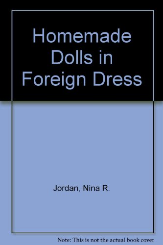 Homemade Dolls in Foreign (Homemade Paper Doll Costume)