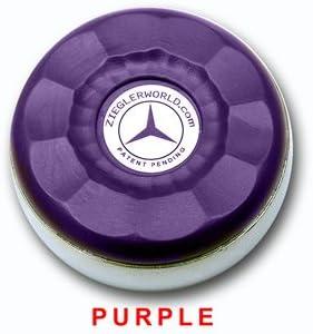 Purple Colors 4 Pucks Zieglerworld Table Large Shuffleboard Puck Weights Booklet