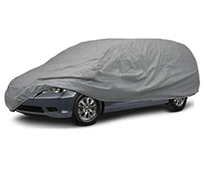 3 Layer All Weather Mini Van Car cover fits Pontiac Montana 97-05