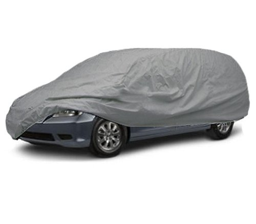 3 Layer All Weather Mini Van Car cover fits Pontiac Montana - Minivan Montana Pontiac
