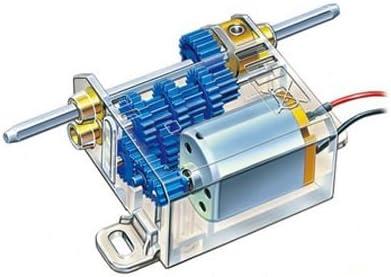 Tamiya America, Inc Mini Motor Multi Ratio Gearbox 12-Speed, TAM70190