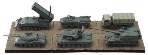 1/144 74式戦車(機甲科装備) 迷彩 「自衛隊制式装備コレクションVol.2」