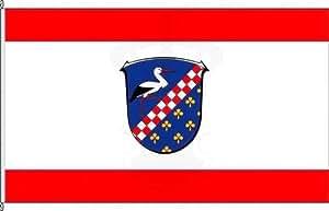 Bandera vertical Bandera eppertsh ausen–120x 300cm