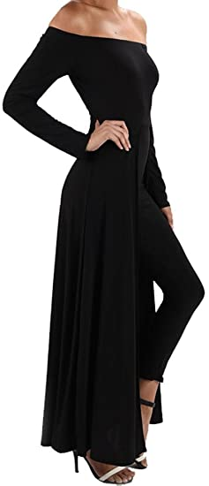 Amazoncom Funfash Plus Size Women Gothic Black Pants Leggings Cape