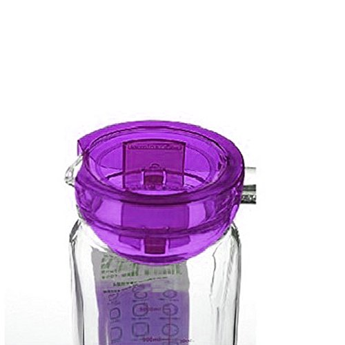 BAXIA TECHNOLOGY Water Pitcher, Purple by BAXIA TECHNOLOGY (Image #1)