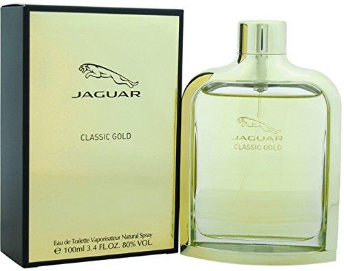 - Jaguar Classic Gold By Jaguar Edt Spray/FN236216/3.4 oz/men/
