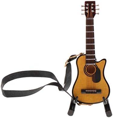 Amazon.es: Juego De Instrumentos Musicales Dollhouse - Guitarra De ...