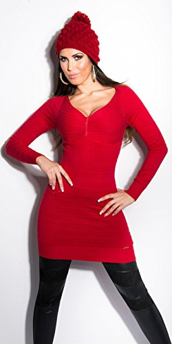 In-Stylefashion - Jerséi - para mujer Rojo