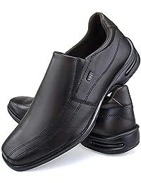 Sapato Social Conforto Masculino Calce Fácil