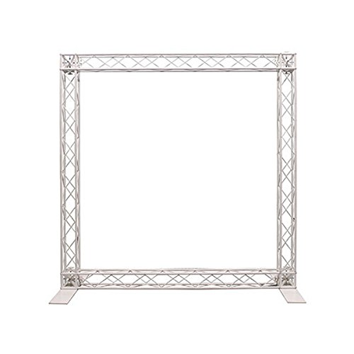 Odyssey Cases NEX15180SWDWHT | Nexus Scrim Werks Decor Panel Truss Display Frame Package by Odyssey