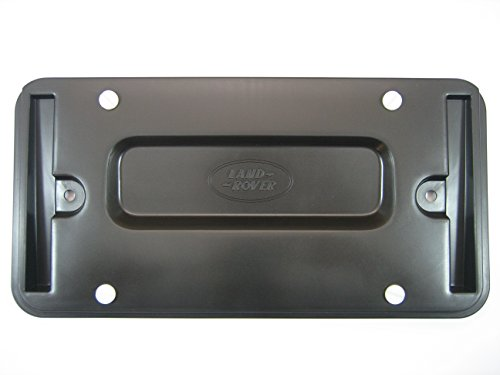 Genuine Land Rover LR2 LR3 LR4 Range Rover Sport Evoque Rear License Plate Bracket
