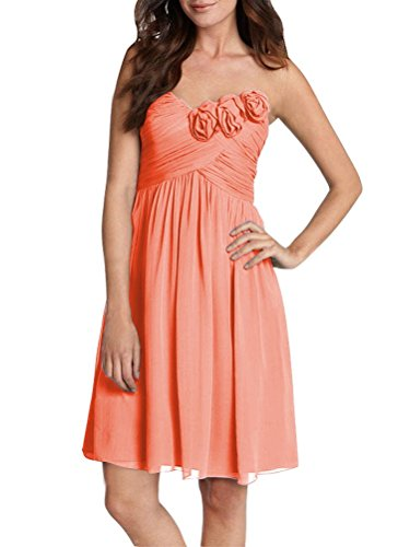 flower bandeau dress - 9