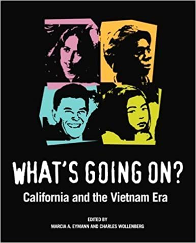 Book What's Going On?: California and the Vietnam Era (2004-08-26)