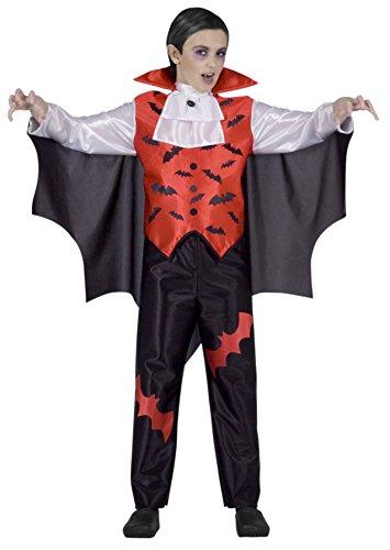 Ciao 13008–Vampire Child Costume, 7–10Years, -