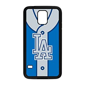 MLB Los Angeles Dodgers Black Phone Case for Samsung S5