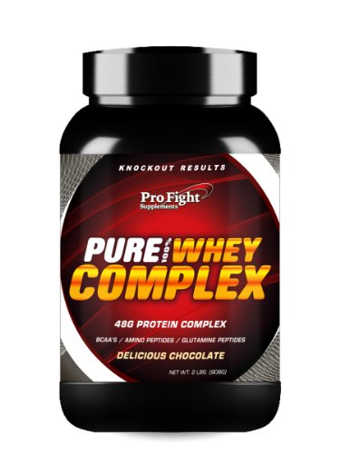 Profight Supplements Pure 100% Whey Complex 2Lbs