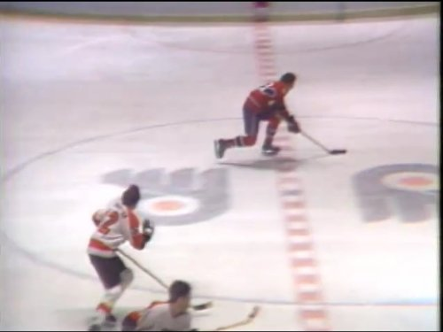 May 16, 1976; Montreal Canadiens vs. Philadelphia Flyers - Stanley Cup Final Game 4