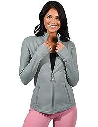 Women's Lightweight, Full Zip Running Track Jacket