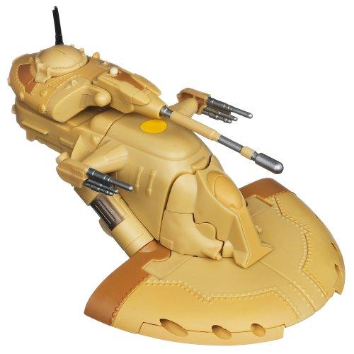 STAR WARS Transformers Class II BATTLE DROID AAT