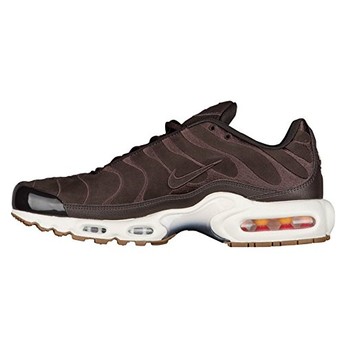 NIKE Men's Air Max Plus Synthetic Running Shoes Velvet Brown/Velvet Brown-sail visit sale online buy cheap great deals 7NLIj7