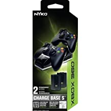 Nyko 86074 Xbox 360 (R) Charge Base 360S