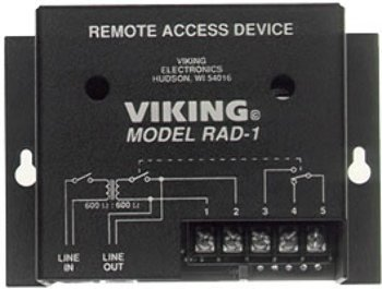 Viking RAD-1A Remote Access Device Computer, - 1a Remote Viking Rad