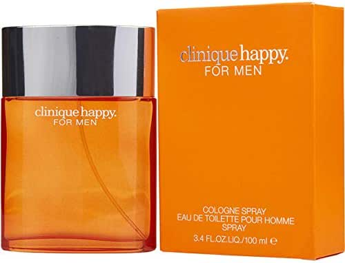 Happy For Men/Clinique Cologne Spray 3.4 Oz (M)