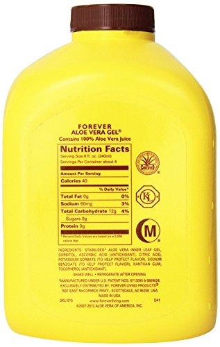 Forever Living Aloe Vera Juice 33.8 Oz.