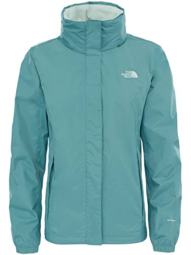 The North Face Women's Resolve 2 Jacket(X-Large,Trellis Green) (North Women Xxxl Face Coat)