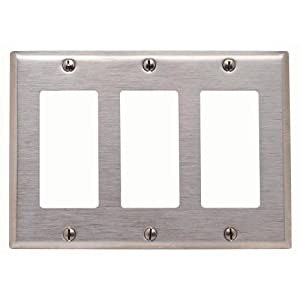 Stainless Steel Light Switches