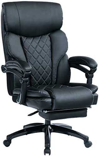Kasorix Big and Tall Executive Home Office Chair
