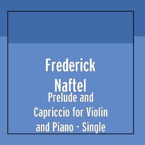 Prelude and Capriccio for Violin and Piano - Single