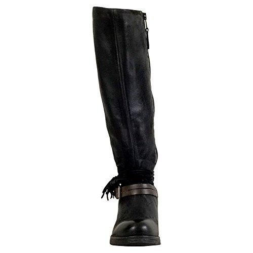 Miz Mooz Femmes Botte De Mode De Sucre Noir