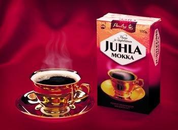 Paulig Juhla Mokka Coffee 500g Bag 12 Pack Imported From Finland